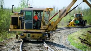 Blokkade op het spoor | Railroad Alaska