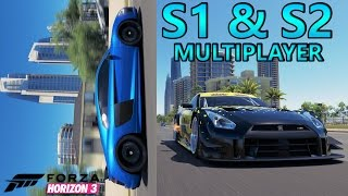 forza horizon 3   s1 s2 multiplayer these cars sound awesome