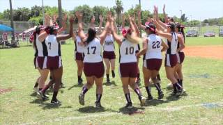 Little Miss Kickball State All Star Tournament 2015   Brownsville, Texas