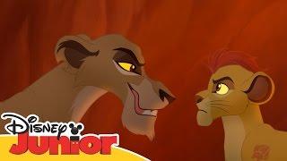 The Lion Guard - Zira e il ruggito di Kion - Dallepisodio 23