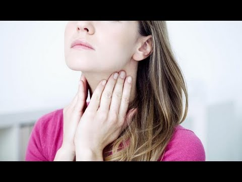 Что делать если горло першит и болит горло