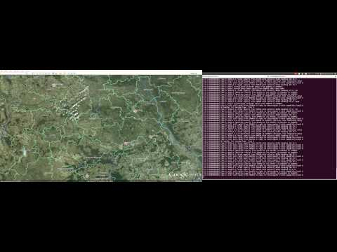 Flight Radar ADS-B from very cheap DVB-T USB Tuner (RTL2832U + E4000)