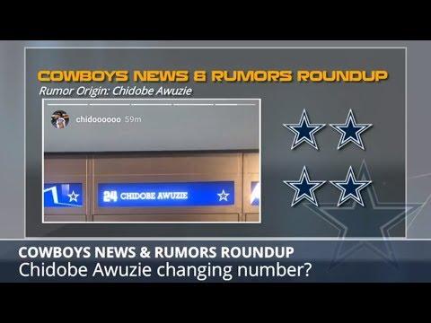 Dallas Cowboys Rumors: Latest On Dak Prescott, Chidobe Awuzie, Dez Bryant And Offense Changes