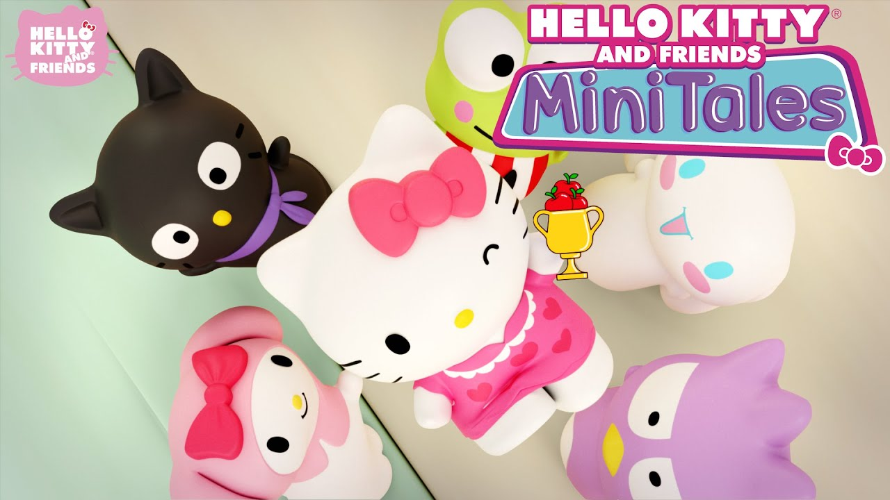 El Gran Desafío de Hello Kitty | Hello Kitty and Friends Mini Tales 3D – Mattel / EP 08