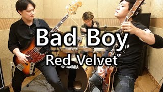 "Red Velvet(레드벨벳) ""Bad Boy"" [Band Cover by Mighty Rocksters]"