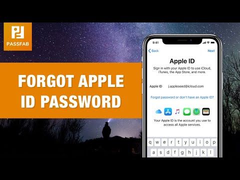 Forgot Apple ID Password? Here's How To Find And View Your Forgotten Apple ID Password