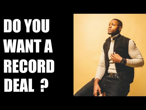 How to get Signed to a Record Label in 2016 (Advice)