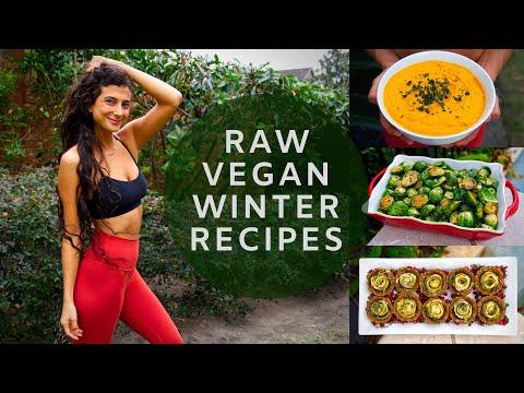 Healthy Winter Recipes that Won't Kill Your Waistline | FullyRaw Vegan