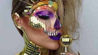 Download DISCO GLAM IN 90 SECONDS | NYX FACE AWARDS 2017 Mp3 and Videos