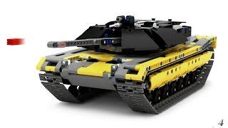 Lego Technic Tank M1 Abrams
