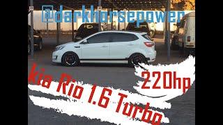 Turbo Kia Rio 1.6(, 2015-11-21T20:59:53.000Z)