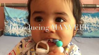 7 MONTH BABY FUNNY MOMENTS!!