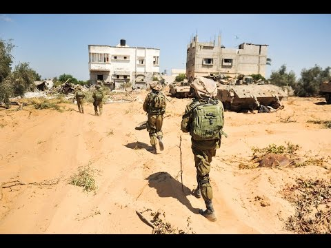 IDF radio recordings from ''Black Friday'' in Rafah during Operation Protective Edge