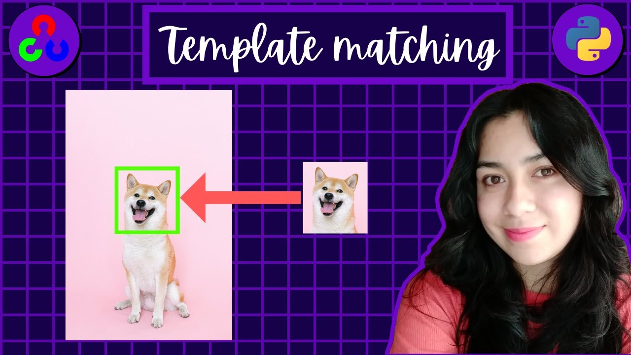 Template matching   OpenCV con Python