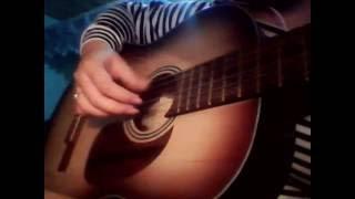 Cover Guitar - Yêu Không Hối Hận (HariWon) - By Oanh Les