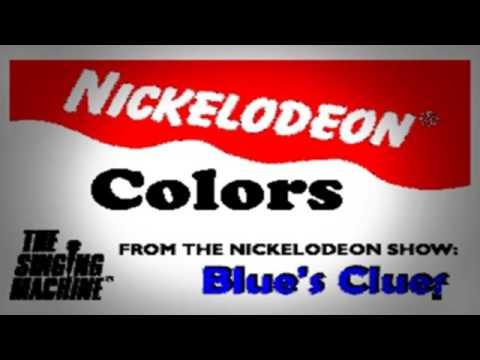 Blue's Clues Colors SM Karaoke