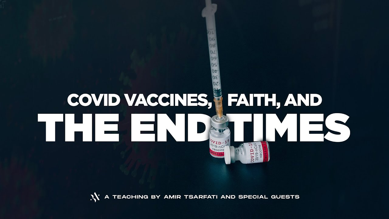 Download Amir Tsarfati: Covid Vaccines, Faith, and The End Times
