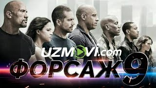 Forsaj 9 Hobs Va Shou Premyera Uzbek O Zbek Tilida HD 2019 Tarjima Kino