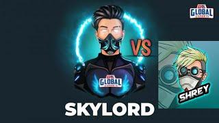 SkyLord ❣Vs Shrey Yt  Raper Abhi Song Roast  Landura Rapper Abhi🤣🤣