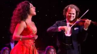 Andre Rieu & Carmen Monarcha - Hör ich Cymbalklänge  2010