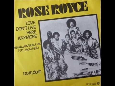 Rose Royce - Love Don't Live Here Anymore (Live) Lyrics