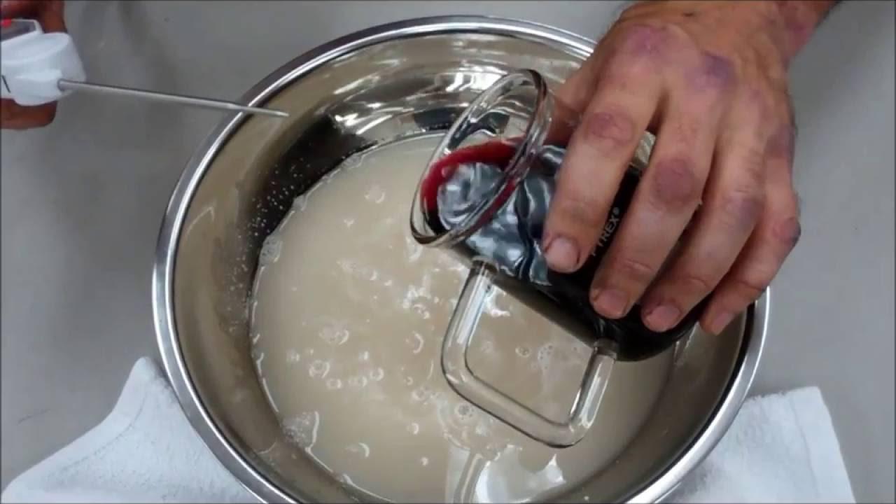 Yeast starter instructions youtube.