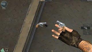 Cross Fire China || Swiss Mini Gun !