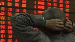 China's economy slows sharply as global crisis hits