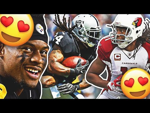 Meet The Most LOVED NFL Players