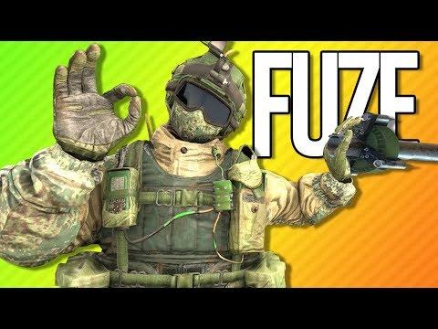 @%*^ING FUZE | Rainbow Six Siege