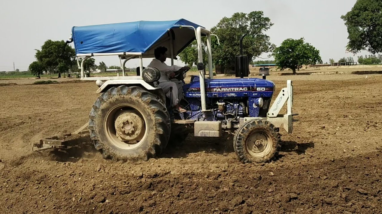 Farmtrac Tractor on