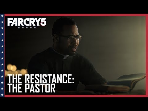 Far Cry 5: Official The Resistance: Pastor Jerome Jeffries Trailer | Ubisoft [US]
