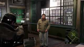 Watch Dogs 30 minutes of gameplay beta (2014)
