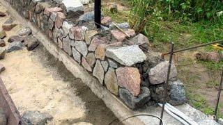 видео Восстановление и ремонт природного камня, это наша работа!