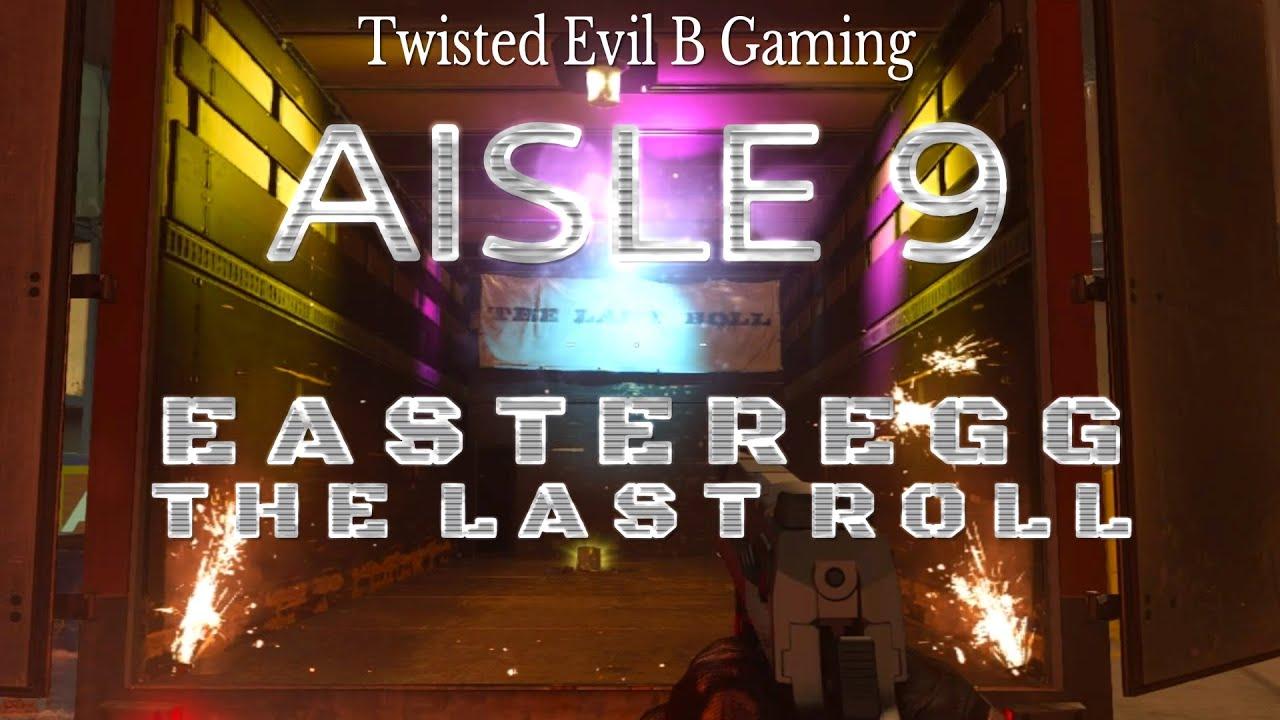 AISLE 9 EASTER EGG - The Last Roll - Call of Duty: Modern Warfare [DEUTSCH/GERMAN]