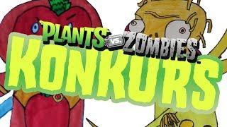 Plants vs Zombies - KONKURS RYSUNKOWY - WYNIKI!