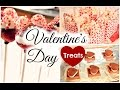 DIY Valentine's Day Treat Ideas 2015! Popcorn, S'mores and Strawberry Pops
