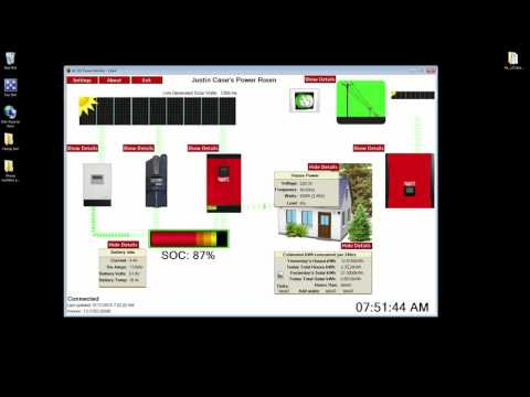 OFF GRID Power System. Living with solar power (2)