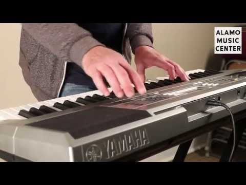 Yamaha PSR-E353 Keyboard im Test