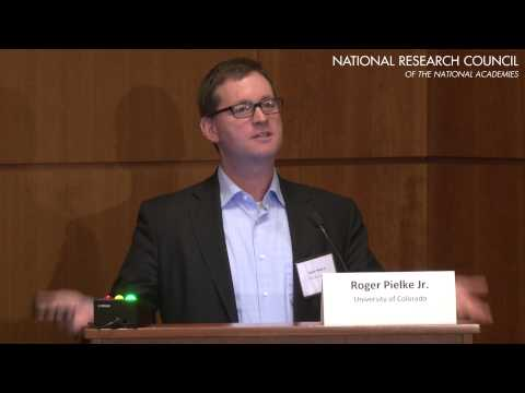 The Roles of Scientists in Policy and Politics - Roger Pielke Jr.