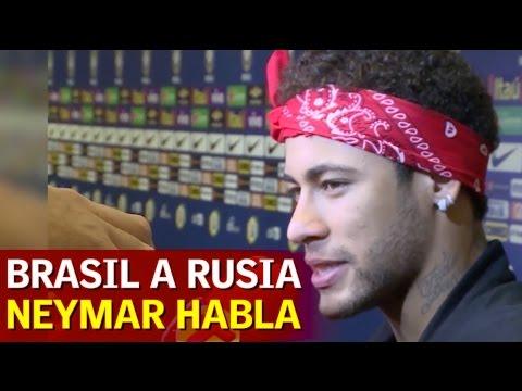 Brasil 3-0 Paraguay | Neymar habló tras clasificarse para Rusia 2018 | Diario AS