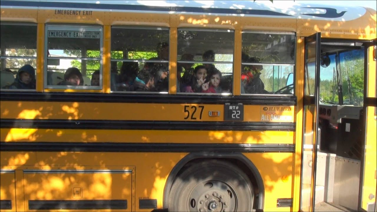 La Salle School Bus Station 5 2011 Wmv Youtube