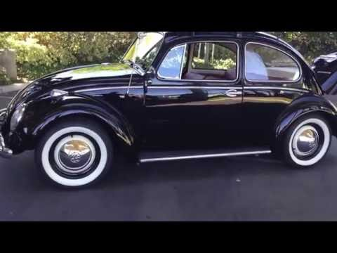 Walk Around ZelectricBug Electric 1966 VW Beetle Rebuild