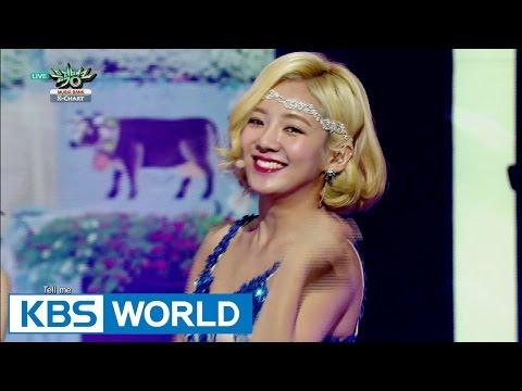 Girls' Generation (소녀시대) - Lion Heart [Music Bank K-Chart #1 / 2015.09.04]