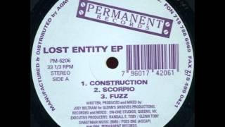 Joey Beltram - Lost Entity EP - Scorpio (A2)