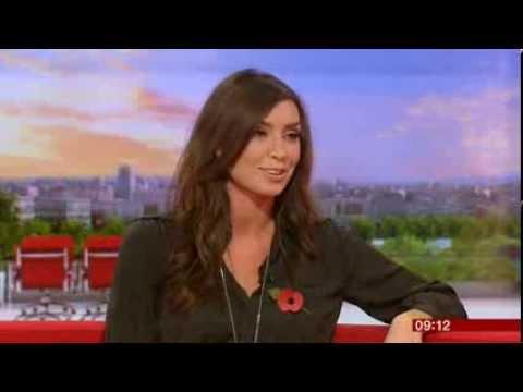 Christine Bleakley Interview BBC Breakfast 2013