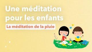 Méditation guidée pour les enfants, Un cœur tranquille et sage