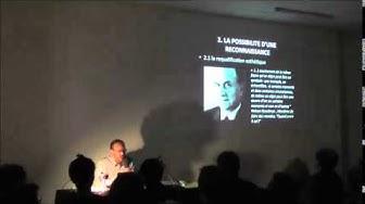 Thibault de Saint-Maurice - Philosopher avec les séries TV - Pop philosophie 2014 Marseille