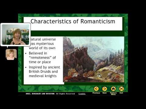 Introduction to British Romantic Poetry