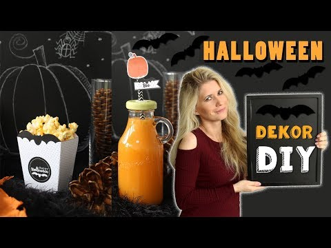 youtube filmek - DIY Halloween Dekoráció - 2017 Halloween Decorations